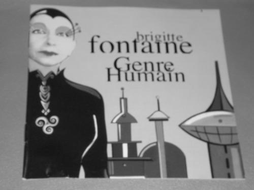 Brigitte Fontaine/GenreHumain