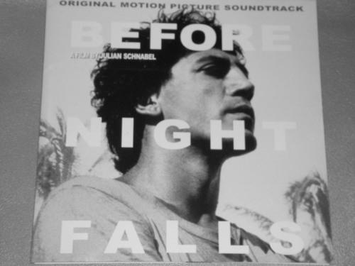 BEFORE NIGHT FALLS/JULIAN SCHNABEL